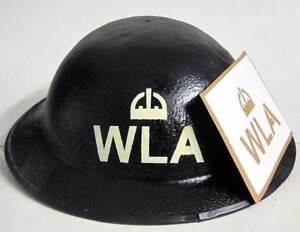 Womens Land Army Stencil WLA WW2 British Helmet Template Decal Tommy WWII 1940's