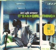 My Life Story(CD Single)Its a Girl Thing CD2-New