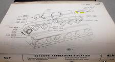 Fiat 619-697- / STAFFA CONDOTTO SCARICO 4639742