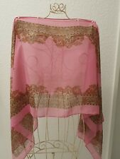 Sarong Tunika Beachtuch Tuch Longbluse Strandkleid geg.Sonnenbrand Gr. 34-60