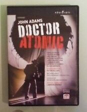 opus arte  DOCTOR ATOMIC gerald finley / lawrence renes netherlands  DVD