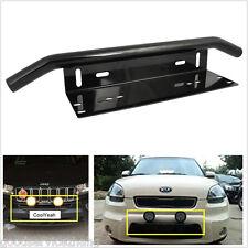 """23"""" Front Bumper License Plate Mount Bracket Holder for Offroad Lamps/Light Bar"""