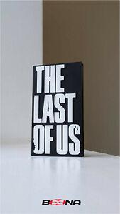 Decorative THE LAST OF US self standing logo display