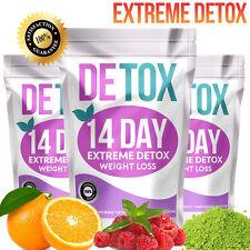 TEA DETOX 14 DAY DETOX (Weight Loss Tea, Slimming Tea, Diet Tea, BURN FAT TEA)