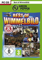 BEST OF WIMMELBILD  SPIELESAMMLUNG  PC CD-ROM