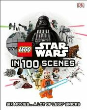 Lego Star Wars in 100 Scenes: 6 Movies . . . a Lot of Lego(r) Bricks by Dk: Used