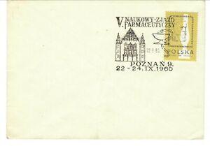 Poland 1960 pharmaceutical scientific congress  cancel Lukasiewicz pharmacy