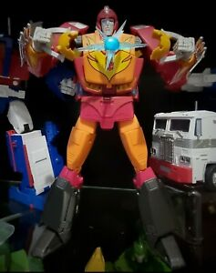 Transformers Masterpiece MP09 - Rodimus Prime Floatin matrix add on