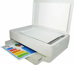 HP Envy 6055/6052 Printer-Wreless-Copy-Scan-Photo-AirPrint+Free HP 67 Ink NEW