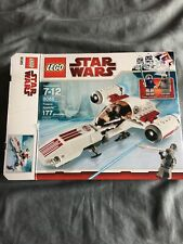 lego star wars freeco speeder 8085 missing pieces sold as is