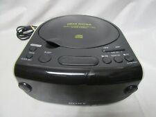 Sony Dream Machine Am/Fm Digital Clock Radio with Cd Player, Alarm