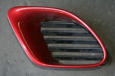Porsche 986 Boxster Outer Air Duct Vent Grill Right Side 97-02 Orient Red
