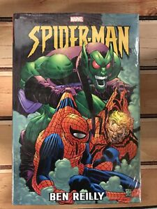 Amazing Spider-Man Ben Reilly Omnibus Volume 2 New Sealed Marvel Clone Saga
