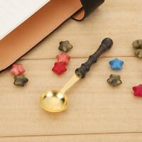 100 Stück/Lot Siegelwachsperlen Vintage Siegelwachs Tabletten Perlen für Br Neu