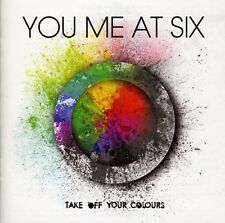You Me at Six - Take Off Your Colours-Deluxe Edition [New CD] UK - Import