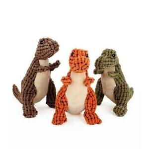 1Pc Pet Puppy Dog Sound Toy Cute Dinosaur Chew Squeaky Toy Pet Training Toy BS