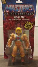 He-Man MOTU: Origins action figure - Mattel 2020 BRAND NEW in package!