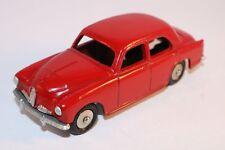 Mercury 16 Alfa Romeo 1900 red in mint all original condition