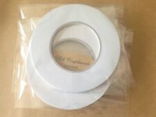 Double Sided Tape 12mm x 50 metres  Acid Free, Solvent Free Thin Double Sided