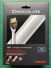 Audioquest Chocolate HDMI Kabel 5 Meter