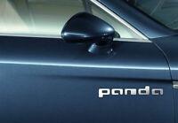 50901689 Original Fiat 500 y 500 C Cromo Brillante Efecto Espejo De Ala Puerta Cubre