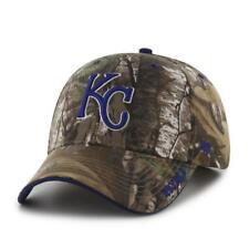 d0cbc4b92ff Kansas City Royals Realtree Frost Camo  47 BRAND MVP Adjustable Hat