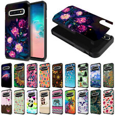 """For Samsung Galaxy S10 G973 6.1"""" Shock Proof Impact Hybrid Tpu Hard Case Cover"""