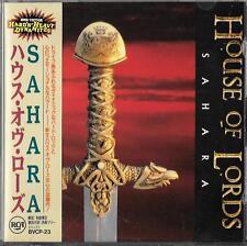 HOUSE OF LORDS Sahara JAPAN CD OBI BVCP 23 Dare Angel Keel Silent Rage Giuffria
