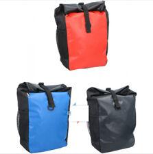 Fahrradtasche LKWplane spritzwassergeschützt Gepäckträgertasche Gepäcktasche