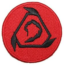 """Command and Conquer NOD Badge Embroidered Patch Sew/Iron-on 3"""""""