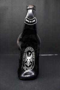 Antique Old Original Glass Beer Bottle The Phoenix Beer Collectible Rare