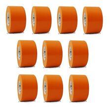 10 Rolls Orange Vinyl Pvc Electrical Tape 2 X 66 Flame Retardant Free Shipping