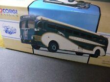 1/50 Corgi Yellow Coach 743 Greyhound Lines Vintage Buses USA