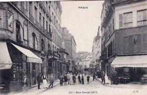 75 - PARIS 11 - rue Daval - tabac