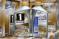 Mobil 1 EP Engine Oil 5W30 6-Quart  5.7 Litre Mobil 1 TOP Oil