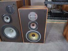 Bobby Shred's Infinity RS7 Loud Speakers in Vinyl Oak - Completely Restored