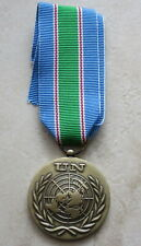 UNITED NATIONS MEDAL - LEBANON MISSION PEACEKEEPERS, UNIFIL 1978, FULL SIZE