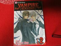 Vampire Knight Manga issue #2 anime manga shojo shonen hot