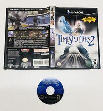 TimeSplitters 2 (Nintendo GameCube, 2002) WII ~ FAST SHIPPING!