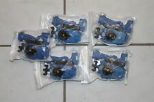 Bey Blade Launcher For Battling Top Toys Lot of 5 Blue and White