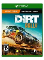DiRT Rally - Xbox one    Brand New In Stock
