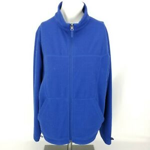LL BEAN Size YOUTH Large 14/16 Full Zip Light Jacket fits like womens small