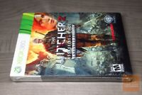The Witcher 2: Assassins of Kings (Xbox 360 2012) FACTORY SEALED!