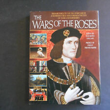 Wars of the Roses Elizabeth Hallam Richard II to Richard III Bosworth HC