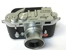 MINOX Digital Classic Camera Leica M3 2.1. Minoctar 9.6mm Digital lens ( ASIS )