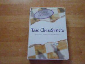 Tasc Chess System Chessica for Windows (NP 125,00 DM) aus ca. 1995