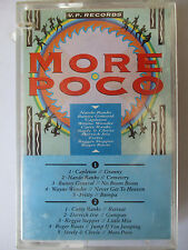 MORE POCO  VARIOUS ARTISTS - REGGAE CASSETTE TAPE VP RECORDS -NEW