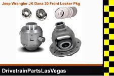 Dana 30 Jeep JK Front Mechanical Locker Package 2007 TO 2013 Non-Rubicon Spartan