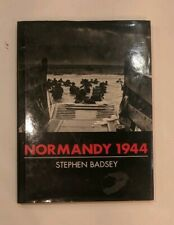 Normandy 1944 - Allied Landings and Breakout by Stephen Badsey Hardcover w DJ