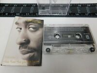 Tupac Shakur 2Pac Cassette Rose that grew from Concrete Vol. 1 Audio Tape C1-1
